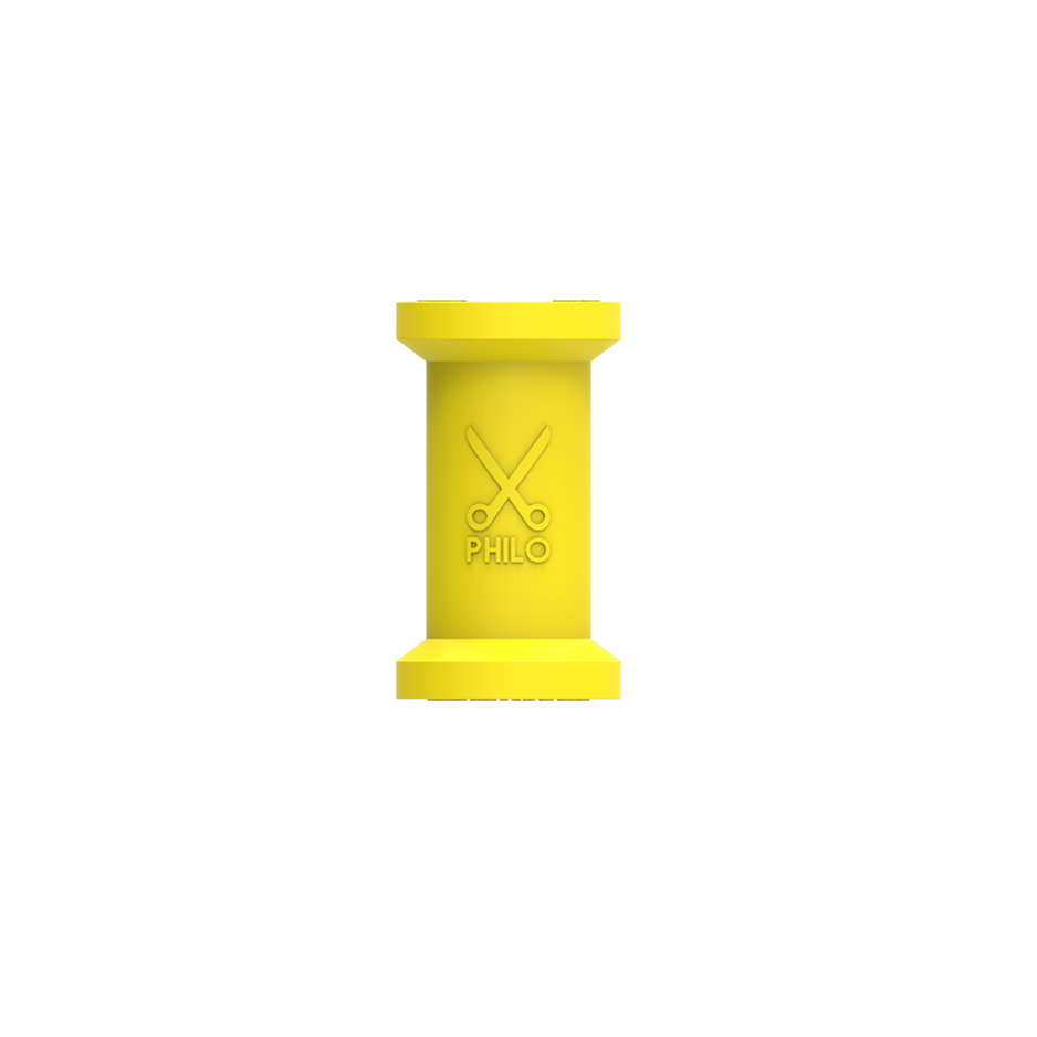spool yellow